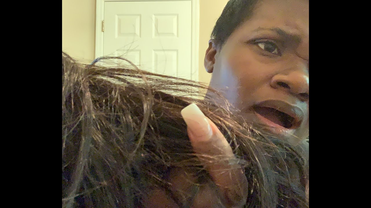 How To Fix Damaged Hair Products Great For Damage Hair Products Repair Youtube