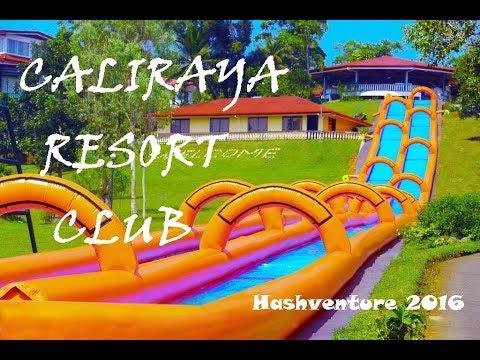 Caliraya Resort Club Travel Philippines Hashventure 2016 Youtube
