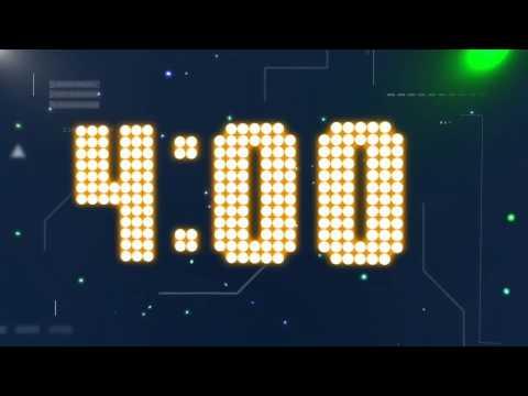 5 minute countdown 2017