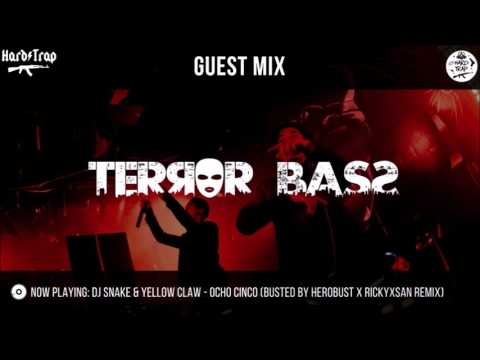 TERROR BASS x HARD TRAP Guest Mix [30k Subscribers Special]