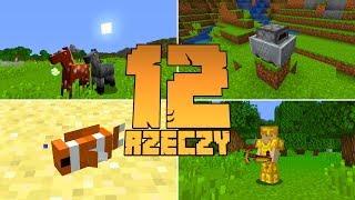 12 Zbędnych Rzeczy w Minecraft! *W mojej opinii*