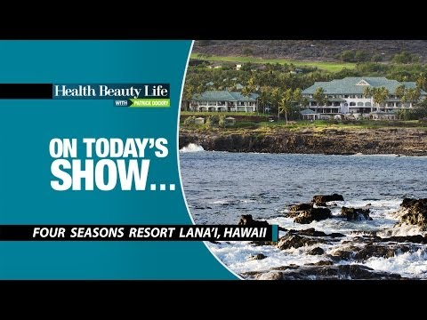 Travel to the islands of Hawaii with Four Seasons Resort in Lanai and a Day in Maui