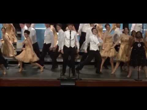 Pointe Singers 2015 Competition Show - Love Runs Out & Bang Bang