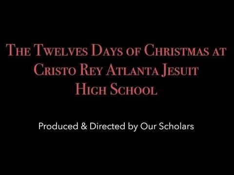 Cristo Rey Atlanta Jesuit High School 2019 Christmas Message