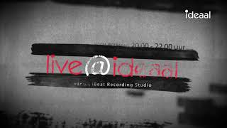 LIVE@IDEAAL - DeVisie (22-05-2019)