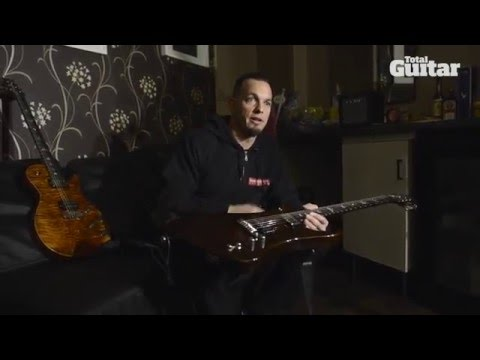 Me and my guitar interview with Mark Tremonti