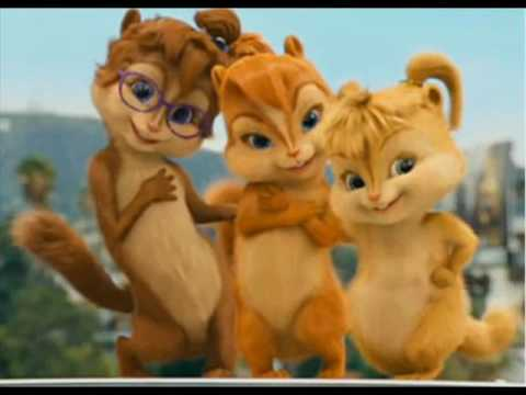 The Chipettes - Fourth Of July - Fireworks - Kelis.