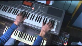 Tesarul de Lumini (Negura Bunget keyboard cover)