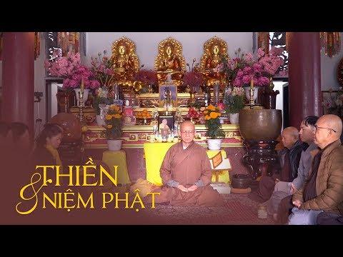 Hướng dẫn hành thiền và niệm Phật ( thiền tịnh song tu ) | Thầy Huyền Diệu