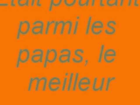 Poeme Pour Mon Pere Qui Me Manque