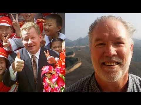 James Bradley tells it like it is on China Rising Radio Sinoland 180406