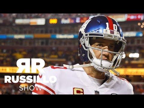 Giants starting Geno Smith over Eli Manning vs. Raiders | The Ryen Russillo Show | ESPN