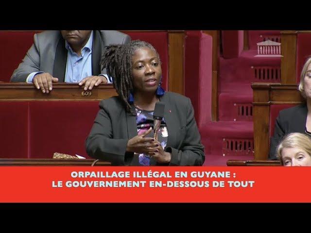 Orpaillage clandestin en Guyane : le gouvernement en-dessous de tout