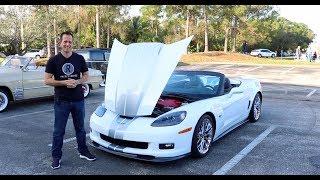 Chevrolet Corvette 427 Convertible 2013 Videos
