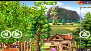 Обзор игры Супер корова на андроид(, 2015-02-19T19:53:44.000Z)