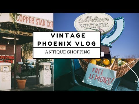 Vintage Phoenix Shopping Guide