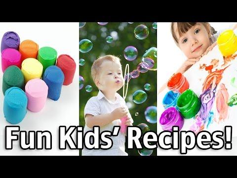 Fun Kids Recipes!