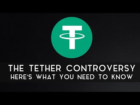 The Tether Controversy | Let's Talk About It