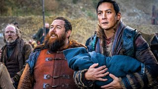 Sunny fights Quinn on Into the badlands S02E10 Season Finale
