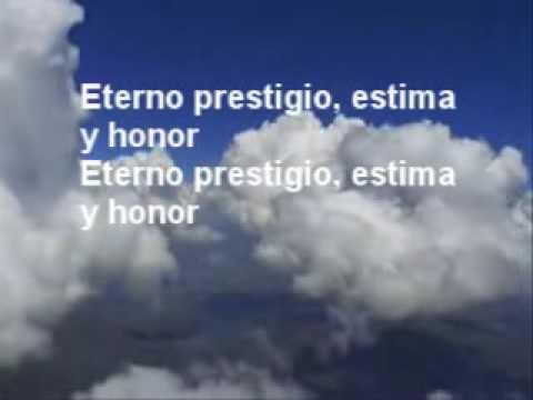 Himno Nacional de Costa Rica [con letra]