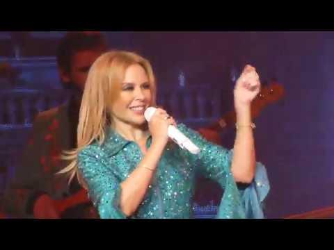Kylie - Dancing (Live) Golden Tour Genting Arena Birmingham 21/09/18
