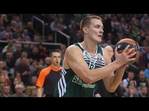 Euroleague Milestones: Paulius Jankunas, 1000 rebounds