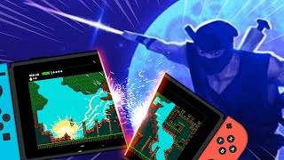 The Messenger Is Nintendo Switch