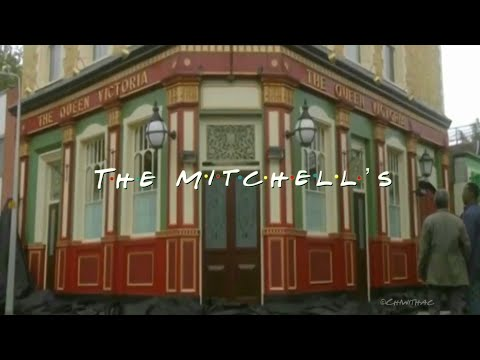 Friends Intro: The Mitchell Family Edition ( Eastenders )