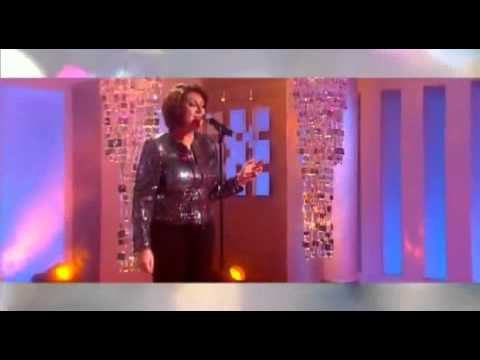 this morning jane mcdonald sings your my world