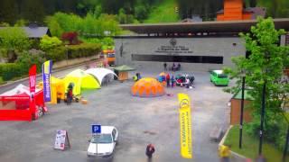 Chamonix Mountain Festival Gear Fest Timelapse