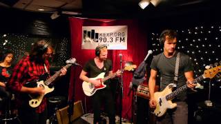 Unnatural Helpers - Waiting Girl (Live on KEXP)