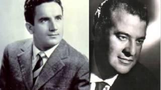 """Flaviano Labo & Giuseppe Taddei-""""Io so che alle sue pene...Addio fiorito asil"""","""
