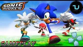 How to play Sonic Rivals 60FPS PPSSPP Android/Full Speed/Max settings 5X resolution