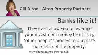 The Best Property Investment Strategy | Gill Alton 0845 095 5060
