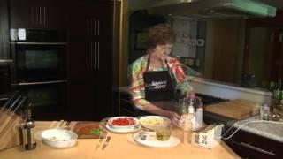 Marinated Tortellini Skewers - Lakeland Cooks!