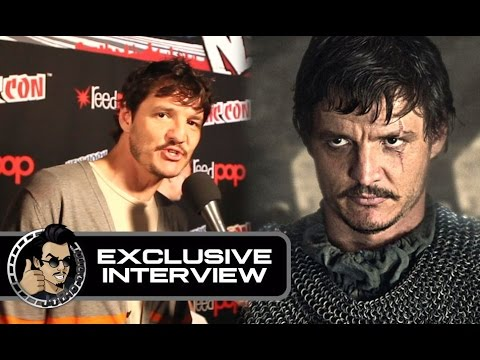Pedro Pascal Interview for THE GREAT WALL (Exclusive) #NYCC2016
