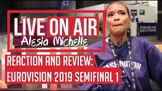Reaction and Review: Eurovision 2019 Semifinal 1