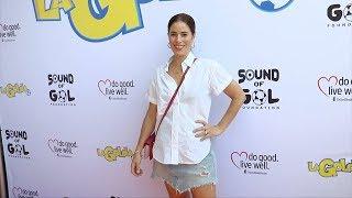 "Ana Ortiz ""LaGolda"" Special Short Film Screening Red Carpet"