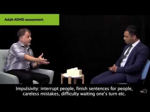 CASC and OSCE Videos Online - Adult ADHD Assessment (Promo)