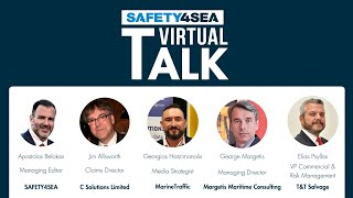 2021 SAFETY4SEA Talk - Ever Given in Suez Canal: Implications, Best Practices and Lessons learned