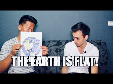TALKING WITH A FLAT EARTHER thumbnail
