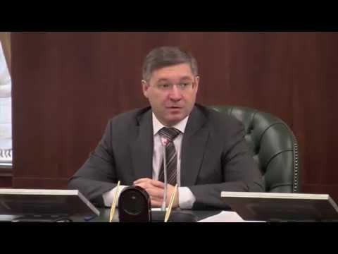 Владимир Якушев о вопросах антикризисного штаба