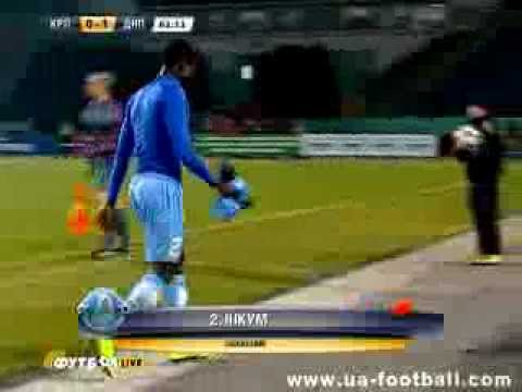 Substitution FAIL! Samuel Inkoom  (Dnipro) vs Karpaty football