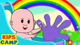 The Baby Finger Family Song + More Nursery Rhymes And Kids Songs by KidsCamp
