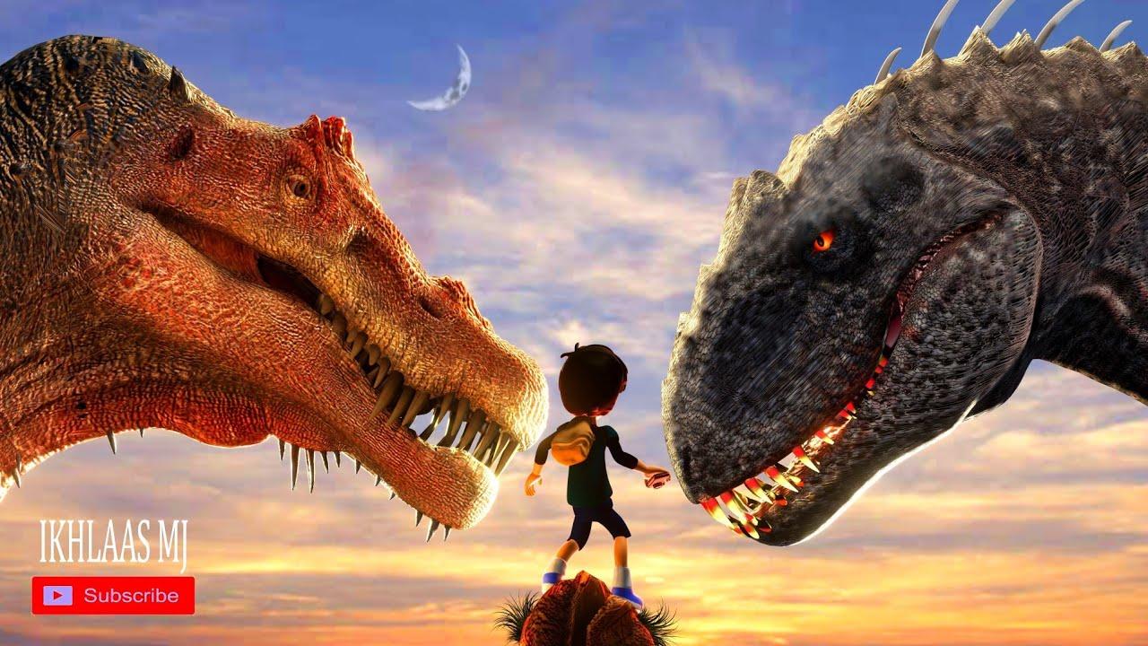 Download Spinosaurus Vs Indominus Rex | Animated Short Film