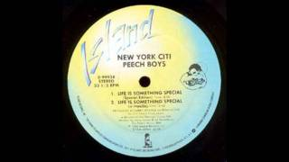 New York Citi Peech Boys - Life Is Something Special (including acapella)