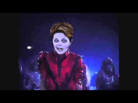 Dilma's impeachment Thriller - Video Clip - A Politician Parody Of Michael Jackson's Thriller