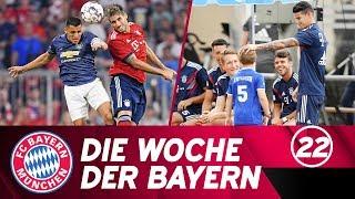 Die Woche der Bayern: Sieg über ManUtd & 20(!) Tore gegen FC Rottach-Egern | Ausgabe 22