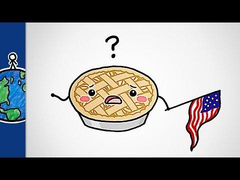 Why Apple Pie Isn't American