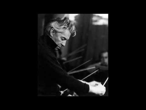 "A. Dvořák Symphony No.9 ""From the New World"", Karajan"